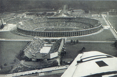 Berliner Olympiastadion 1936