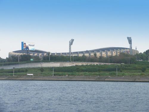 1988 seoul olympic stadium for Club de natation piscine parc olympique